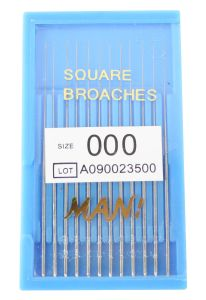 Dental Square Broaches pictures & photos