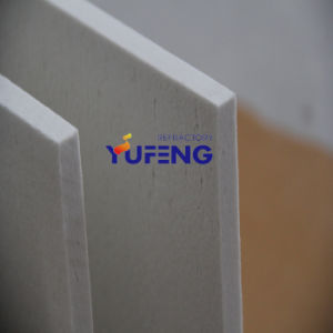Ceramic Fiber Board / Refractory Thermal Insulating Fiber Board for High Temperature Industry Insulation pictures & photos