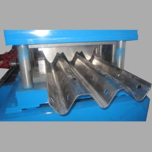 Guard Rail Cold Roll Forming Machine
