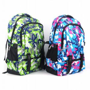 Promotional New Design Casual Backpack GS122103 pictures & photos