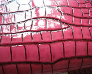 PVC Fake Leather pictures & photos