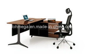 Hot Modern Design Wooden Executive Office Desk (FOH-HTE181-1) pictures & photos