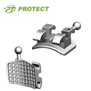 Protect Dental Ortho Brace Orthodontic Metal Roth Mbt Bracket pictures & photos
