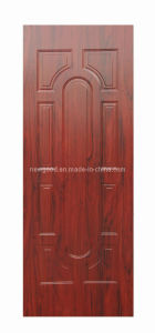 Mahogany Melamine Door Skin pictures & photos