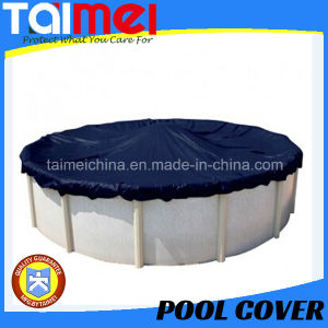 Above Ground Swimming Pool Cover/Winter Cover pictures & photos