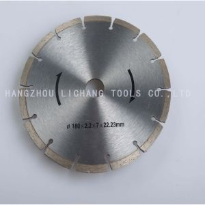 Steel Color Diamond Blade for Dry Cutting pictures & photos