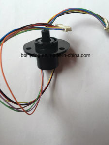 OD 12mm Gold Contacting Capsule Slip Ring ISO/CE/FCC/RoHS pictures & photos