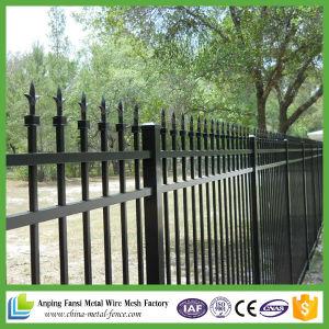Wrought Iron Ornamental Tubular Fence pictures & photos
