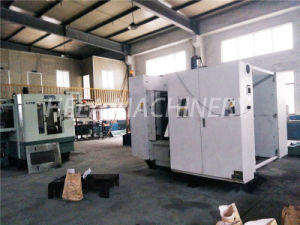 Computer Cutting Belt Machine for Bags with Single Cold Cutting XL-986A pictures & photos