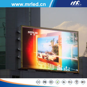 China P16 Outdoor Advertising LED Display (3906pix/m2) pictures & photos