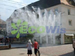 Water Misting Systems Outdoor Cooling pictures & photos