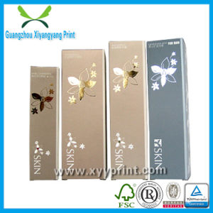 Custom Eco-Friendly Promotional Cosmetic Paper Box Wholesale pictures & photos