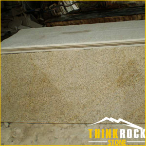 G682 Yellow Granite Floor Tile as Building Material