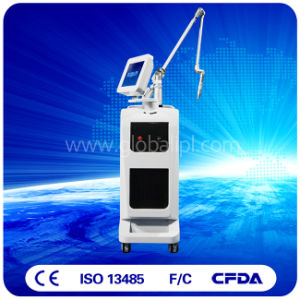 1064nm and 532nm ND YAG Laser Tattoo Removal Skin Rejuvenation Beauty Machine pictures & photos