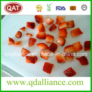 IQF Frozen Sweet Charlie A13 Whole Strawberry pictures & photos