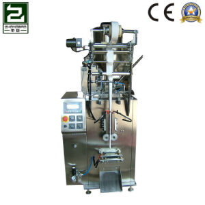 Peanut Paste Three Side Sealing Single Line Packing Machine pictures & photos