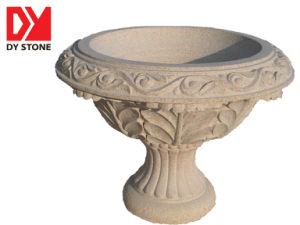 Stone Garden Flower Pot (DYGS007)