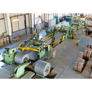 Looking for Coil Slitting Machine Line for Steel Plate ESL-4X1600 pictures & photos