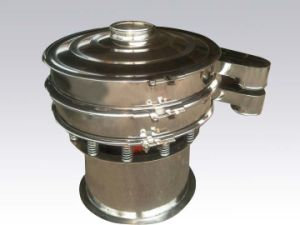 Full Stainless Vibrating Sieve for Food Separation pictures & photos