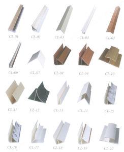 Interior Artistic Roof Decorative PVC Ceiling Corner Line pictures & photos