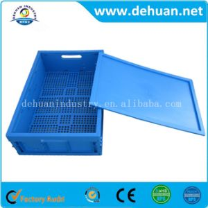 Plastic Injection Foldable Turnover Case pictures & photos