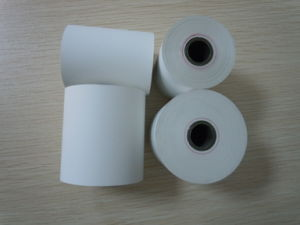 High Quality Thermal Printer Paper Roll 80x80mm, 57x50mm pictures & photos