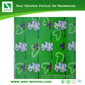 Printed Non-Woven Fabric (Zend 05-096) pictures & photos