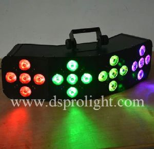 LED PAR 64 Light 20PCS*15W 5in1 RGBWA Stage Light