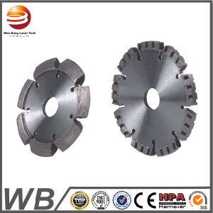 Laser Welded Diamond Circular Saw Blade for Concrete / Reinforced Concrete pictures & photos
