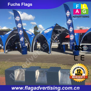 Outdoor and Indoor Advertising Beach Flags Wind Banners pictures & photos