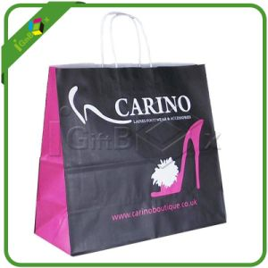 Logo Printed Reusable Shopping Bag pictures & photos