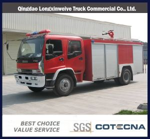 Isuzu 4*2 Fire Fighting Truck pictures & photos