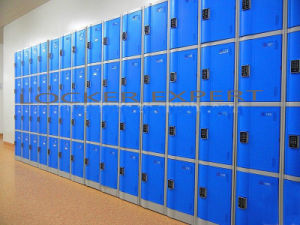 Plastic Locker for Gym pictures & photos