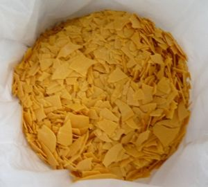 Chemical Formula Sodium Hydrosulfide/Leather Chemicals, Dye Chemicals pictures & photos