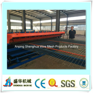 Welded Wire Mesh Machine/Welded Mesh Panel Machine pictures & photos