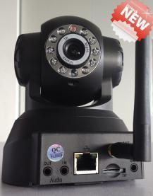 WiFi IP Camera with 10 IR LEDs pictures & photos