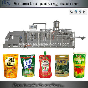 Automatic Form Fill Seal Dry Fruit Packing Machine pictures & photos