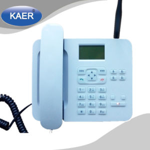 3G WCDMA Fixed Wireless Desktop Phone (KT1000(135)C) pictures & photos