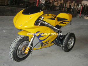 12 Colors Can Choose 3 Wheel Electric Pocket Bike (EPR204T) pictures & photos