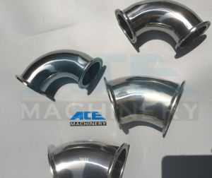 304/316L Sanitary Stainless Steel Short Welded Elbow (ACE-WT-DJ) pictures & photos