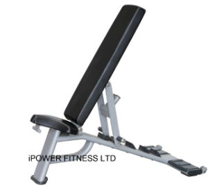 Flat-Incline Bench, Adjustable Bench