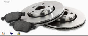 High Performance B4y6-33-23A Low Price Brake Pads Brake Rotors for Car Mazda Japanese Car pictures & photos