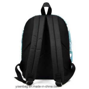 Fashion 600d Polyester Digital Printing School Bag Travel Backpack pictures & photos