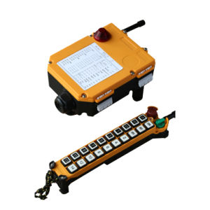 Portable Industrial Wireless Radio Remote Control for Crane pictures & photos