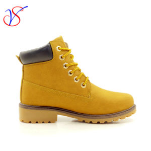 2017 New Injection Men Women Safety Working Work Boots Shoes (SVWK-1609-010 TAN) pictures & photos