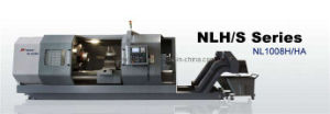 Heavy Dutyhorizontal CNC Lathe (NL1608H) pictures & photos