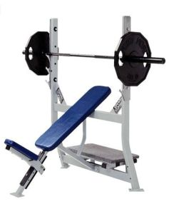 Fitness Equipment/Gym Machine/Hammer Equipment / Olympic Incline Bench (SH33) pictures & photos
