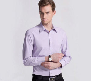 Fashion Men′s Business Dress Shirt of Long Sleeve -Ll-S05 pictures & photos