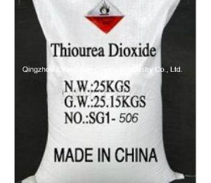 99% Thiourea Dioxide, Used as Pharmaceutical Intermediate, Vulcanizing Accelerator in Rubber Industry pictures & photos