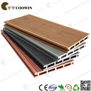 Factory Price WPC Outdoor Flooring Composite Decking WPC Decking Ts-04A pictures & photos
